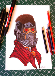 Star Lord by CanadianEhh