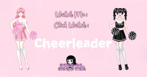 Cheerleader PACK by School-shooter by School-shooter