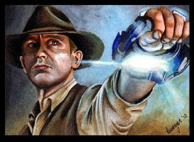 Jake - Cowboys and Aliens by SSwanger