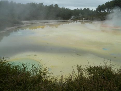Geothermal Area 91 by raindroppe