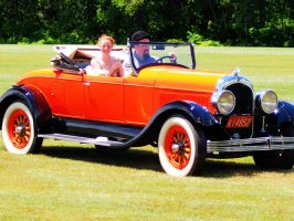 1928 Chrysler Model 72 Roadster by davincipoppalag