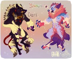 WEIRDWOOFS AUCTION! [closed!] by TOPCHOMP