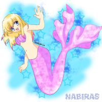 Mermaid by Nabiras