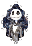 Jack Skellington by PrettyAlice95