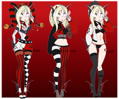 Annabel Outfits by RoseGotham
