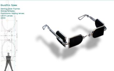 sterling silver eyewear II by sterlingsteele