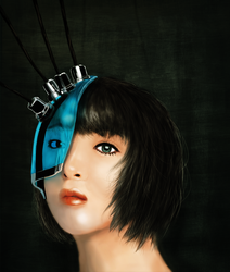 marionette by lycheese