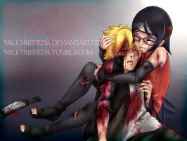 STAY AWAKE, BORUTO-BAKA by Valkyriefreia