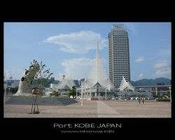 Kobe port -1- by Lou-NihonWa