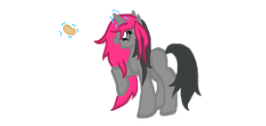 Tess (For  Twili-Sparkle and her potato's) by MidnightRarity