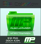 MusclePharm Colorflow icon by KillboxGraphics