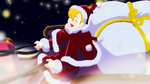 Chekov Claus is coming to town! by SailorTrekkie92