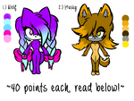 .:~||ADOPT BATCH 2||~:. [CLOSED] by ReneeAmour