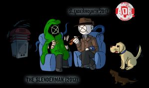 Episode 154 - The Slenderman (2013) by Crazon