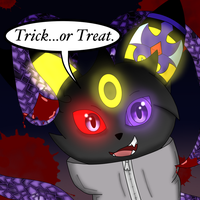 Trick or Treat by Umbry17