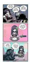 The Crawling City - 26 by Parororo