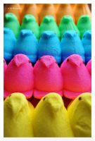 My Army Of Peeps by erbphotography