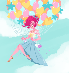 Let Your Troubles Float Away by Endarie