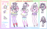 February Adopt - Decora Sweetheart [PENDING] by hello-planet-chan