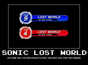 Lost world, they say ...(DX Edition) by kodjo1