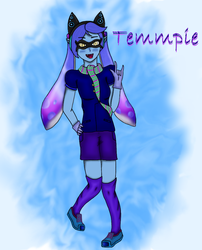 Temmpie by Leonine-and-Leona