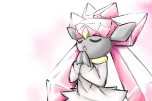 Pokemon  Diancie