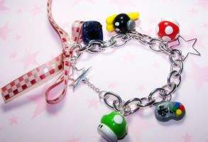 Super charms by Sarudanya