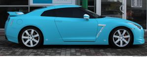 Nisan GTR 0003 by environment-textures