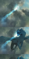 Storm Dragon Process by Monsieur-Beefy