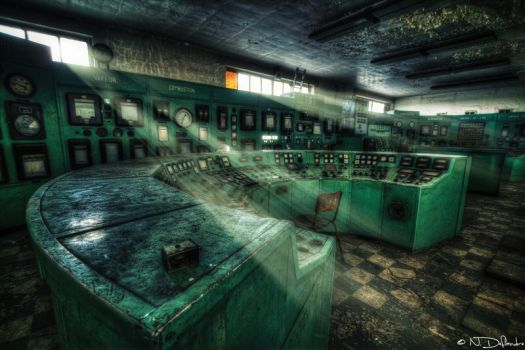Control Room by Nichofsky
