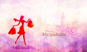 beware of the shopaholic by phoenisse