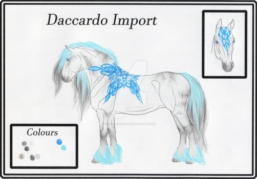 Daccardo Snow Import - CLOSED by TheShiranja
