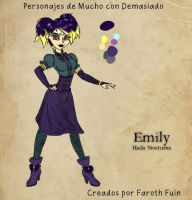 Emily by FarothFuin