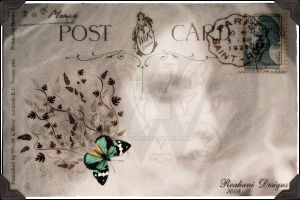 Post Card 1 by KAW-7391