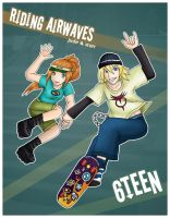 Riding Airwaves - Jude+Starr by Bunguin