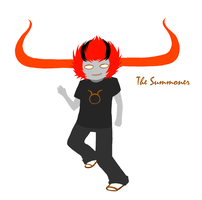 Ancestor Kids: The Summoner by Lolalilacs