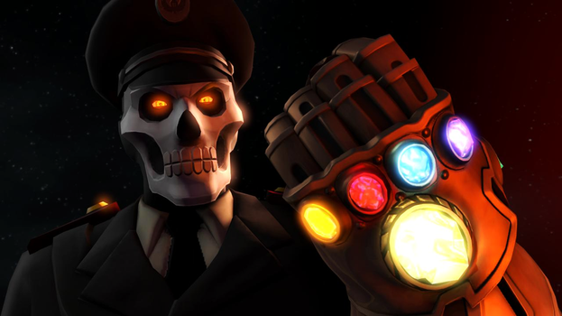 The Infinity Gauntlet by TheImperialCombine