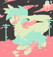 Shaymin With Palette 4! by sourbeefio