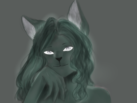 .:???:. Paint trying (again) by Diamond-Nights