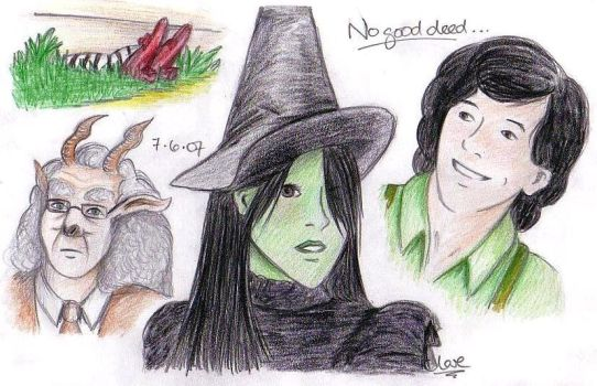 NoGoodDeed by The-Wicked-Club