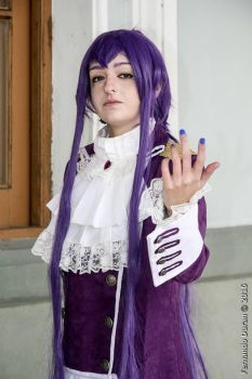 Gakupo Cosplay by Nay-Hime