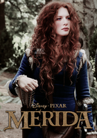 +Merida Poster (Fanmade) by JaneQuintana