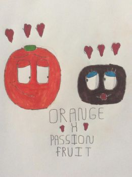 Orange x Passion Fruit by DylanRosales