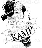 The King: KAMP Club Design by SAB-CA