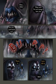 The Next Reaper | Chapter 7. Page 146 by DeusJet