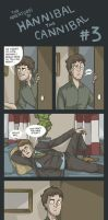 (Comic) The Adventures of Hannibal the Cannibal #3 by ekzotik