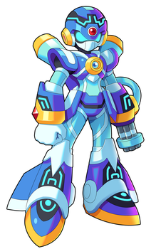 Commission: Crio Man (X Version) by ultimatemaverickx