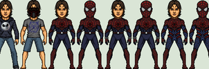 Andy is The Impossible Spiderman by SpiderTrekfan616