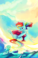 Summer Rainbow by Wrenhat