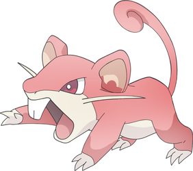 Shiny Rattata Should Look Like This by SuperAngiee
